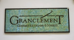 Granclement Ice Cream Store in Panama
