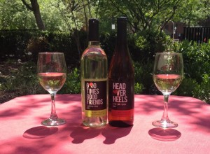 Love Cork Screw Riesling and Pinot Grigio - ready for summer sipping!