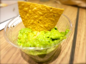 Chips & Guac from Mercadito Taqueria