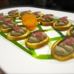 Appetizer: Duck Mousse
