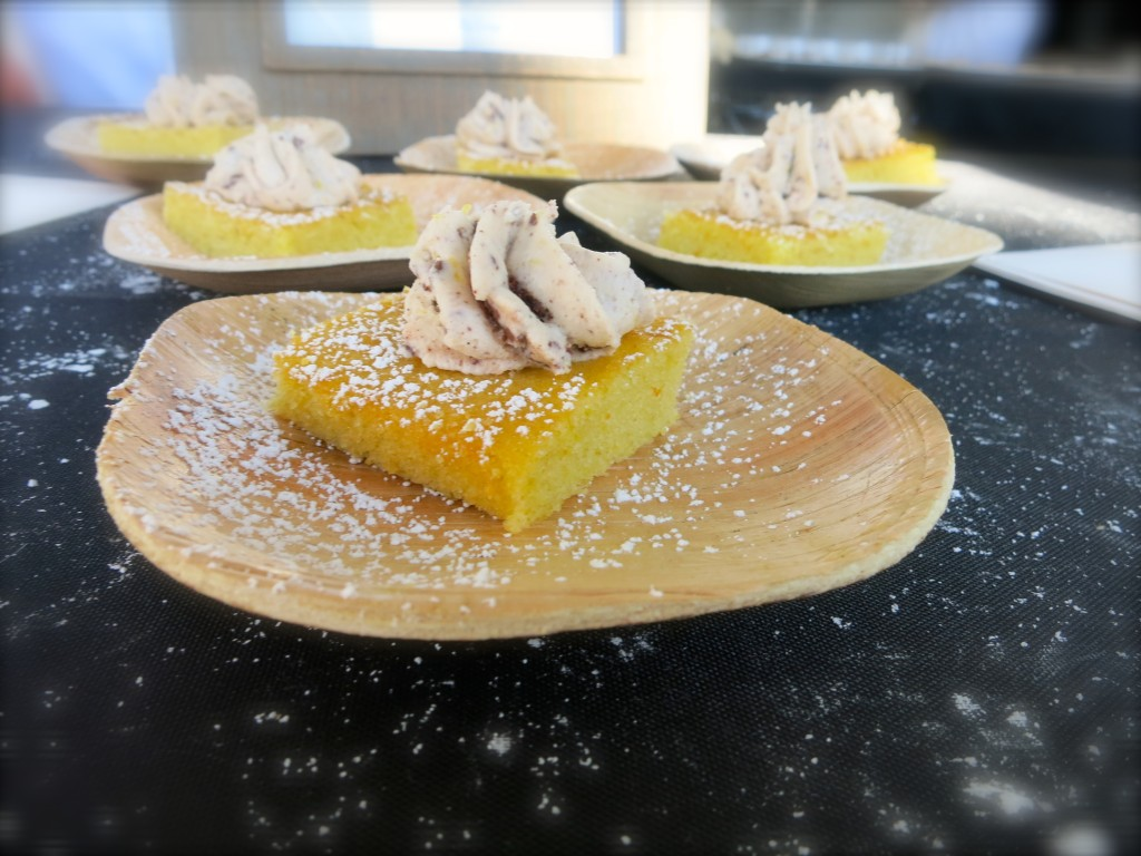 Lemon Olive Oil Cake from Acanto