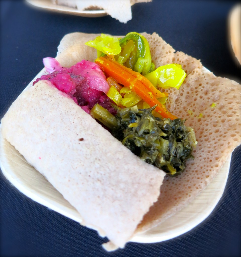 Tasty Ethiopian from Demera Ethiopian Restaurant