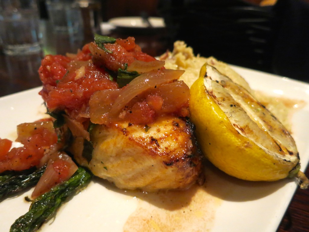 Plank-Grilled Chilean Sea Bass from Weber Grill